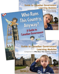 Guide to Canadian Government