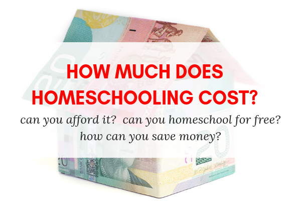 homeschool cost - fb