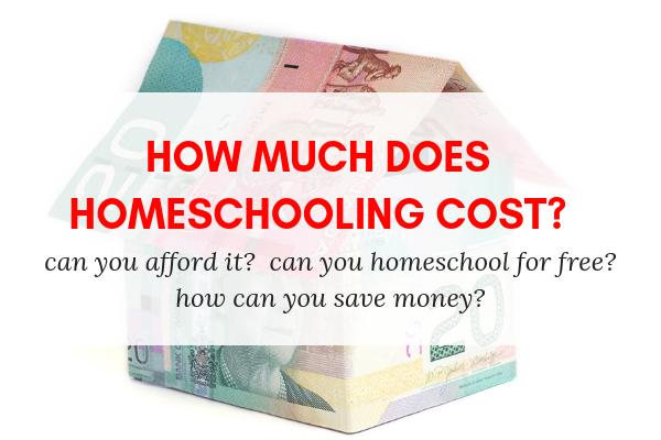 homeschool cost - fb