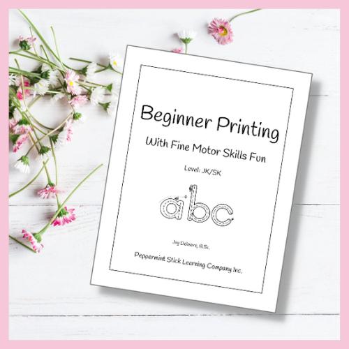Printing & Cursive