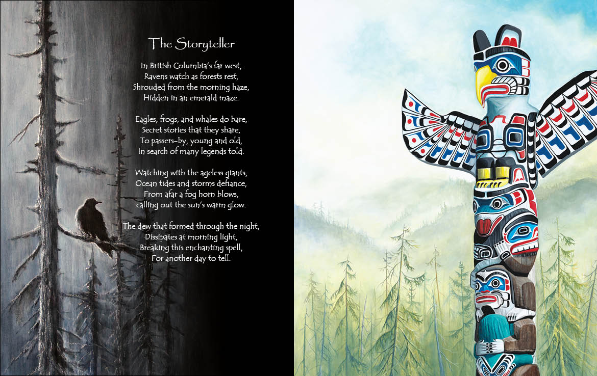 Canada A Poetic Landscape_The_Storyteller