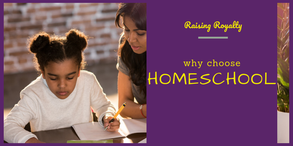 why choose homeschool