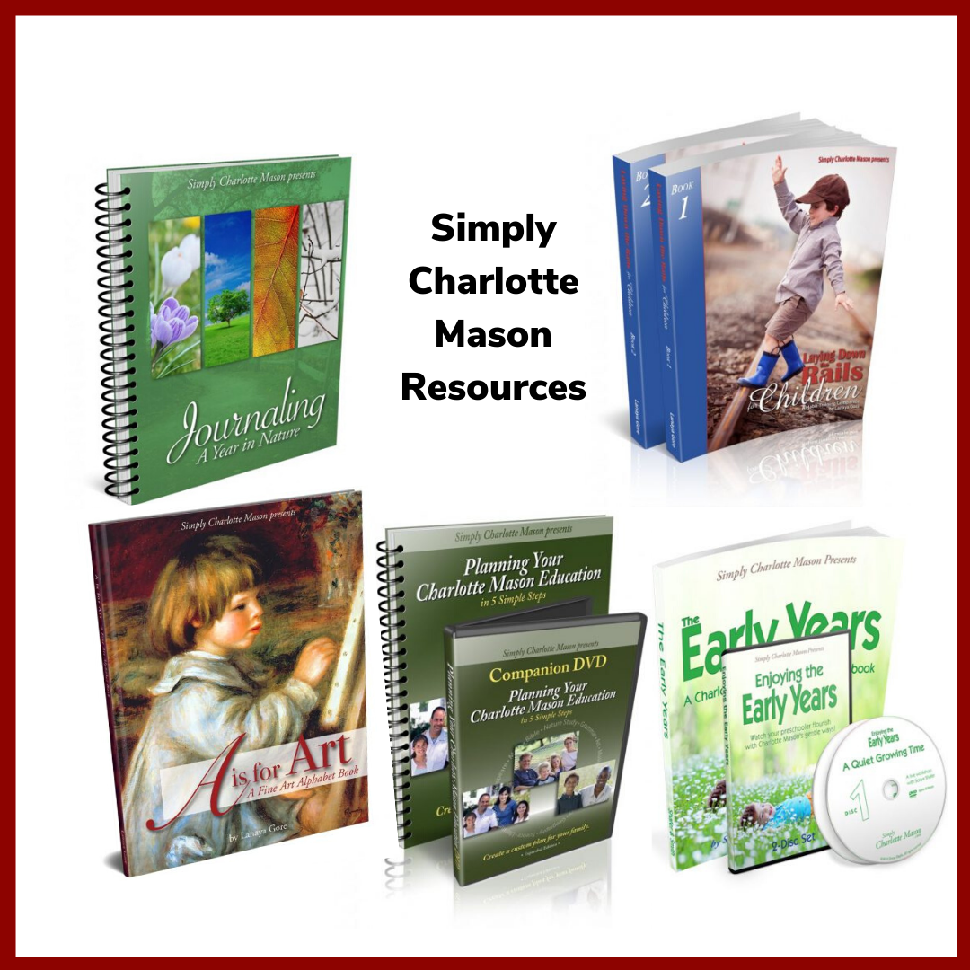 Simply Charlotte Mason Resources